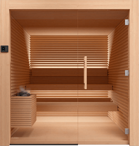 Sauna da interno nativa